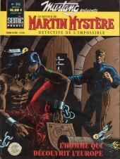 Mustang (Semic) -292- Martin mystère : l'homme qui découvrit l'europe
