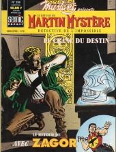 Mustang (Semic) -296- Martin mystère : le crane du destin