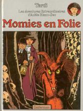 Adèle Blanc-Sec (Les Aventures Extraordinaires d') -4- Momies en folie