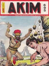 Akim (1re série) -695- Une montagne de bananes roses
