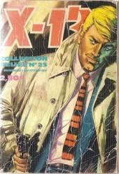 X-13 agent secret -Rec23- Collection reliée N°23 (du n°177 au n°184)