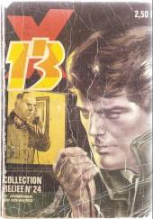 X-13 agent secret -Rec24- Collection reliée N°24 (du n°185 au n°192)