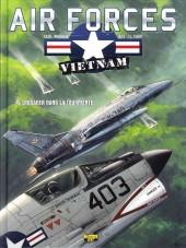 Air forces - Vietnam -4- Crusader dans la tourmente