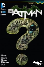 Batman (en espagnol) -29- Origen. Ciudad Oscura