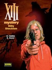 XIII Mystery (en espagnol) -6- Billy Stockton