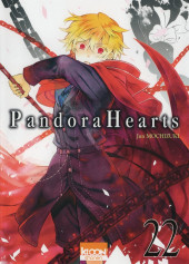 Pandora Hearts -22- Tome 22