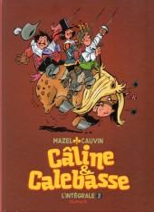 Les mousquetaires -INT3- Câline & Calebasse - L'intégrale 3