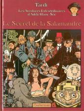 Adèle Blanc-Sec (Les Aventures Extraordinaires d') -5- Le secret de la salamandre