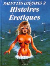 Salut les coquines -2- Histoires érotiques