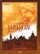 La légende du Lama Blanc -1- La roue du temps