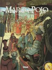 Marco Polo (Adam/Convard/Bono) -2- À la cour du grand Khan