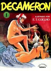 Decameron (Coelho) -1- Decameron