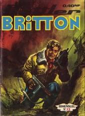 Battler Britton (Imperia) -73- La patrouille fantôme - le révolté - l'invisible ennemi