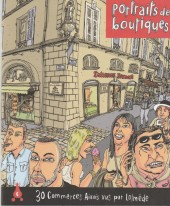 (AUT) Lolmède - Portraits de boutiques - 30 Commerces Aixois vus par Lolmède