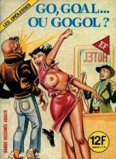 Les drôlesses -40- Go, goal... ou gogol ?