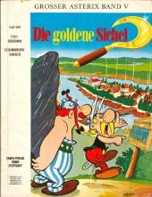Astérix (en allemand) -2- Die goldene Sichel