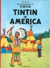 Tintin (The Adventures of) -3c1989- Tintin in America