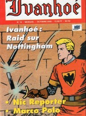 Ivanhoé (2e série) (2000) -10- Raid sur Nottingham