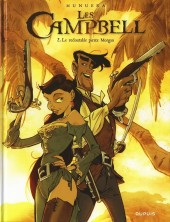 Les campbell -2- Le redoutable pirate Morgan