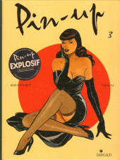 Couverture de Pin-up -3- Pin-up 3