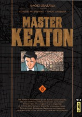Master Keaton (Édition Deluxe) -8- Volume 08