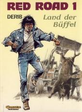Red Road -1- Land der Büffel