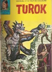Turok -11- Le monstre caché