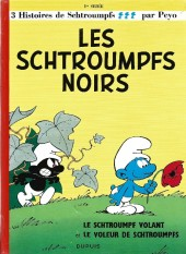 Les schtroumpfs -1e13- Les Schtroumpfs noirs
