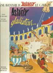 Astérix -4b1965'- Astérix Gladiateur