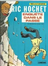 Ric Hochet -18a74'- Enquête dans le passé