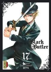 Black Butler -17- Black Home Delivery