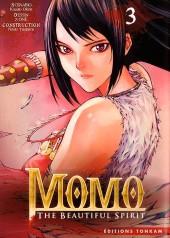Momo - The beautiful spirit -3- Tome 3
