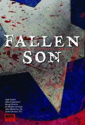Fallen Son: The death of Captain America (2007) -INT- Fallen Son: The Death of Captain America