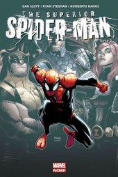 Superior Spider-Man (The) -2- La force de l'esprit