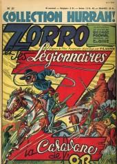 Hurrah! (Collection) -31- Zorro et les légionnaires