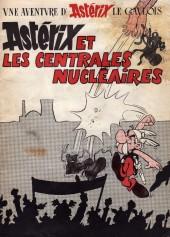 Astérix (Autres) - Astérix et les centrales nucléaires