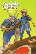 Couverture de Appleseed -2- Appleseed II