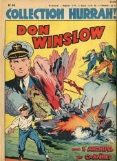 Hurrah! (Collection) -44- Dans l'archipel des Caraïbes (Don Winslow)