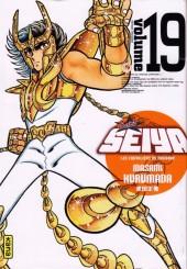 Saint Seiya - Édition Deluxe -19- Tome19