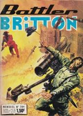 Battler Britton (Imperia) -304- 1 fantôme dans les nuages