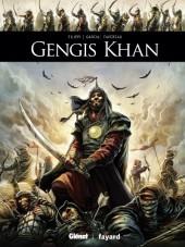Ils ont fait l'Histoire -6- Gengis Khan