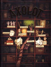 Axolot -1- Histoires extraordinaires & sources d'étonnement