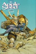 Couverture de Appleseed -3- Appleseed III