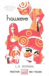 Hawkeye (2012) -INT03- L.A. Woman