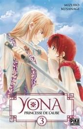 Yona, princesse de l'aube -3- Tome 3