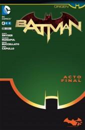 Batman (en espagnol) -30- Origen. Acto Final