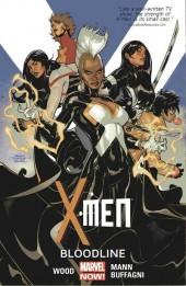 X-Men (2013) -INT03- Bloodline