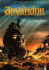 Arvandor -3- Karra Helesh