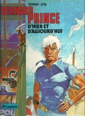Bernard Prince -HSa86- D'hier et d'aujourd'hui
