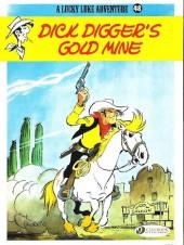 Lucky Luke (en anglais) -148- Dick Digger's Gold Mine